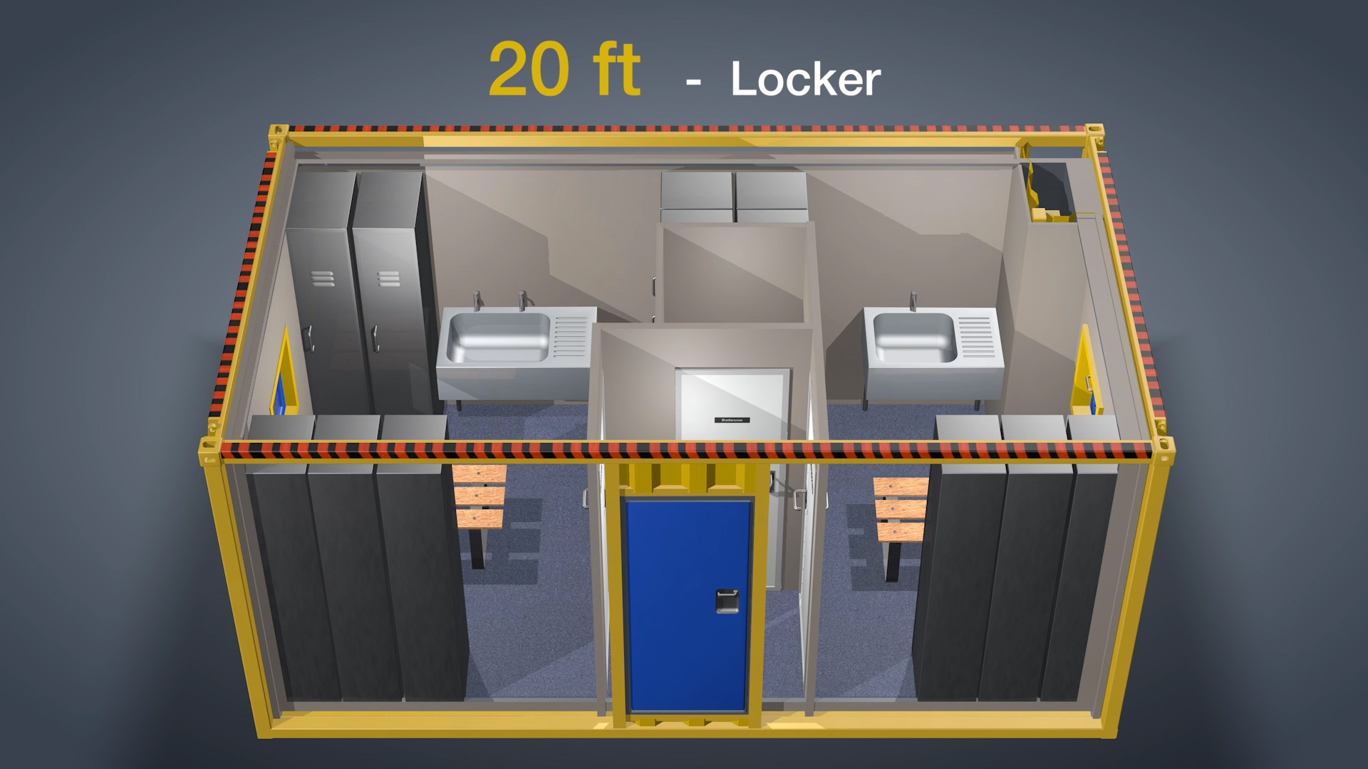 Lay Out Options Offshore Accommodations High Quality