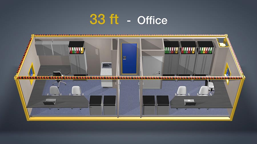 Lay out options offshore accommodations high quality comfort